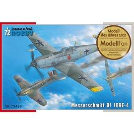 Special Hobby Special Hobby - Messerschmitt Bf 109E-4 - 1:72
