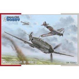 Special Hobby Special Hobby - Messerschmitt Bf 109E-3 - 1:72