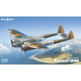 MikroMir MikoMir - Fokker G-1A - 1:72