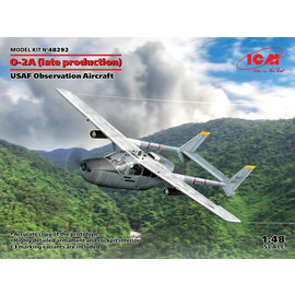 ICM ICM - Cessna 0-2 A Skymaster (late production) - 1:48