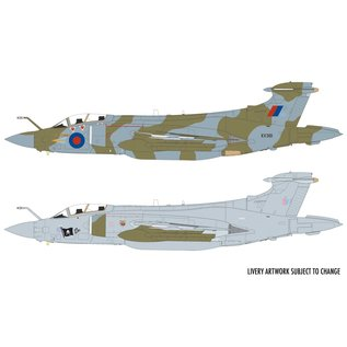 Airfix Blackburn Buccaneer S.2B - Royal Air Force - 1:72