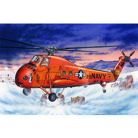 Trumpeter Trumpeter - Sikorsky UH-34D Seahorse Re-Edition - 1:48