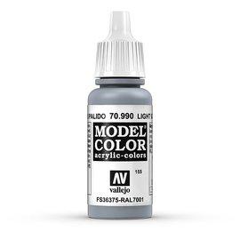 Vallejo Vallejo - Model Color - 990 - Hellgrau (Light Grey), 17 ml