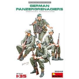 MiniArt MiniArt - Dt. Panzergrenadiere - 1:35