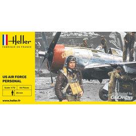 Heller Heller - U.S. Air Force Personnel WWII - 1:72