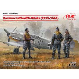 ICM ICM - German Luftwaffe Pilots (1939 - 1945) - 1:32