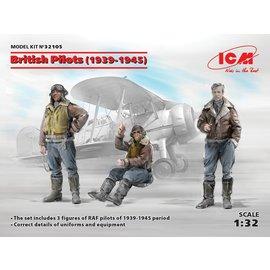 ICM ICM - British Pilots (1939-1945) - 1:32