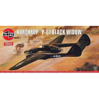 Airfix Northrop P-61 Black Widow - Vintage Classic - 1:72