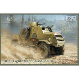 IBG Models IBG - Otter Light Reconnaissance Car - 1:72