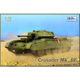 IBG Models IBG - Crusader Mk.III – British Cruiser Tank Mk. VI - 1:72