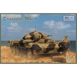 IBG Models IBG - Crusader Mk.I – British Cruiser Tank - 1:72