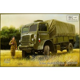IBG Models IBG - Bedford QLD - 1:72
