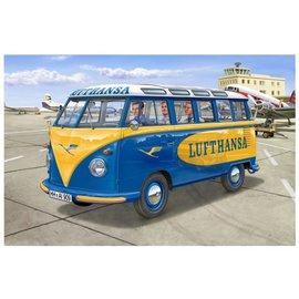 Revell Revell - VW T1 Samba Bus Lufthansa - 1:24
