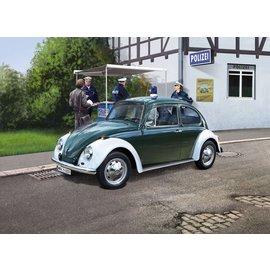 Revell Revell - VW Käfer Polizei  - 1:24