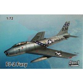 Sword Sword - North American FJ-2 Fury - 1:72