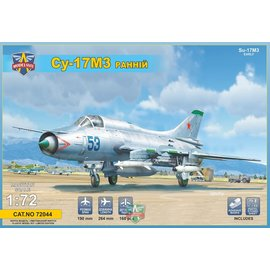 "Modelsvit Modelsvit - Sukhoi Su-17M3 ""Early"" advanced fighter bomber - 1:72"