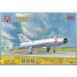 "Modelsvit Modelsvit - Sukhoi Su-7 Soviet fighter bomber ""Limited Edition"" - 1:72"