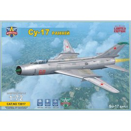 "Modelsvit Modelsvit - Sukhoi Su-17 ""Early"" fighter bomber - 1:72"