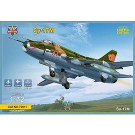 Modelsvit Modelsvit - Sukhoi Su-17M Multirole fighter - 1:72