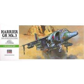 Hasegawa Hasegawa - Hawker Harrier GR Mk.3 - 1:72