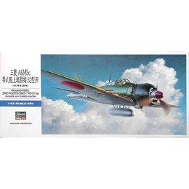 Hasegawa Hasegawa - Mitsubishi A6M5c Type 52 Hei (Zero) - 1:72