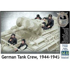 Master Box Master Box - German Tank Crew, 1944-1945 - 1:35