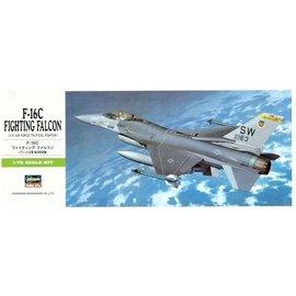 Hasegawa Hasegawa - General Dynamics F-16C Fighting Falcon - 1:72
