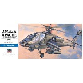 Hasegawa Hasegawa - Hughes AH-64A Apache - 1:72