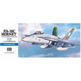 Hasegawa Hasegawa - McDonnell Douglas F/A-18C Hornet - 1:72