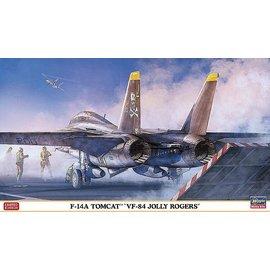 "Hasegawa Hasegawa - Grumman F-14A Tomcat ""VF-84 Jolly Rogers"" - Limited Edition - 1:72"