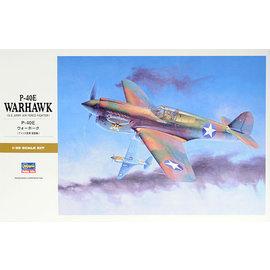 Hasegawa Hasegawa - Curtiss P-40E Warhawk - 1:32