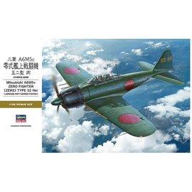 """Hasegawa Hasegawa - Mitsubishi A6M5c Zero Fighter """"Zeke"""" Type 52 - 1:32"""