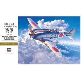 Hasegawa Hasegawa - Nakajima Ki44-II Hei Shoki (Tojo) - 1:32