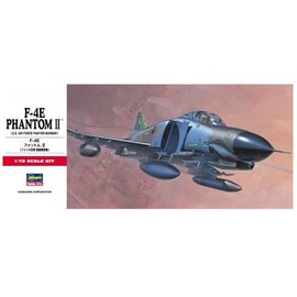 Hasegawa Hasegawa - McDonnell Douglas F-4E Phantom II - 1:72