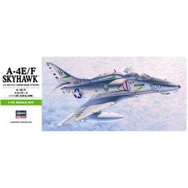 Hasegawa Hasegawa - Douglas A-4E/F Skyhawk - 1:72