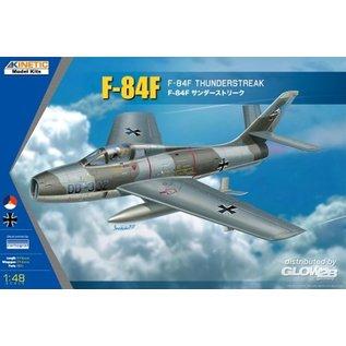 Kinetic Republic F-84F Thunderstreak - 1:48