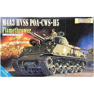 "Dragon M4A3 HVSS POA-CWS-H5 ""Flamethrower"" - 1:35"