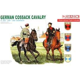 Dragon Dragon - German Cossack Cavalry - 1:35