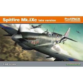 Eduard Eduard - Spitfire Mk.IXc late version - 1:48