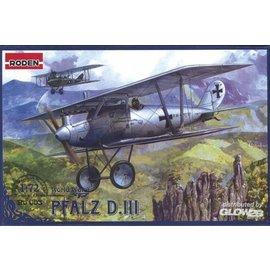Roden Roden - Pfalz D.III - 1:72