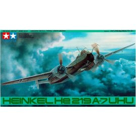 "TAMIYA Tamiya - Heinkel He 219A-7 ""Uhu"" - 1:48"