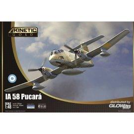 Kinetic Kinetic - IA-58 Pucará - 1:48