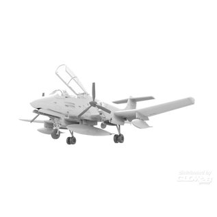 Kinetic IA-58 Pucará - 1:48