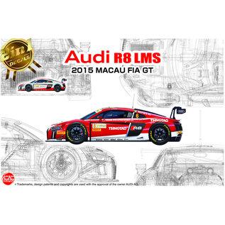 NuNu Model Kit NuNu - Audi R8 LMS Macau FIA GT 2015 - 1:24