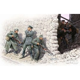 Master Box Master Box - Who's that! - German Mountain Troops & Soviet Marines - 1:35