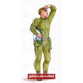 Plusmodel Plusmodel - Warsaw Pact Pilot - 1:48