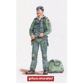 Plusmodel Plusmodel - F-105 Pilot - 1:48