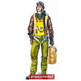 Plusmodel Plusmodel - P-47 Pilot - 1:48