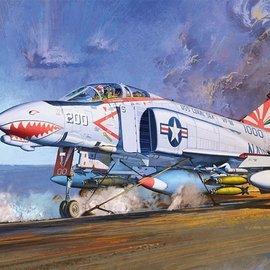 Academy Academy - McDonnell Douglas F-4B Phantom II - VF-111 Sundowners - 1:48