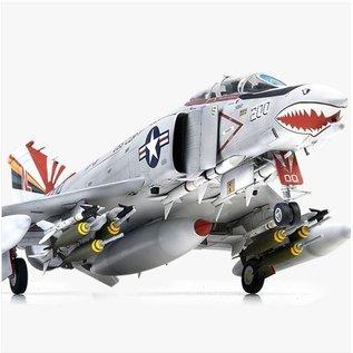Academy McDonnell Douglas F-4B Phantom II - VF-111 Sundowners - 1:48